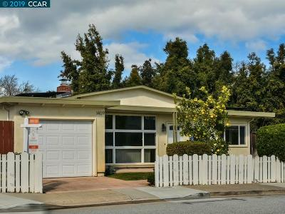 San Mateo Single Family Home New: 1409 Young Street