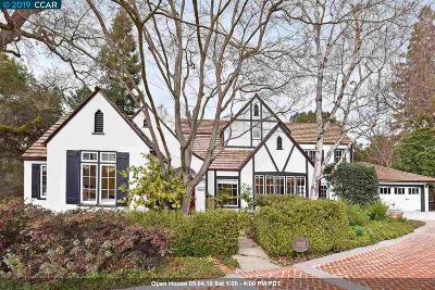 Diablo Single Family Home Back On Market: 2067 Alameda Diablo