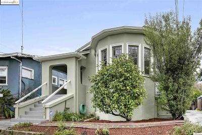 Berkeley Single Family Home Pending Show For Backups: 2333 Sacramento St