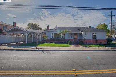 San Leandro Single Family Home For Sale: 1401 Dutton Ave