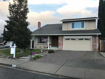 Contra Costa County Single Family Home New: 909 Harrogate Way