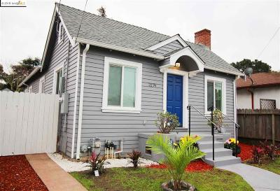 Oakland Single Family Home New: 2274 83rd Ave
