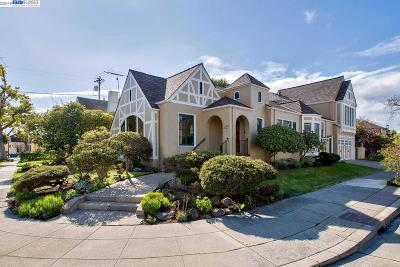 Alameda CA Single Family Home New: $1,195,000