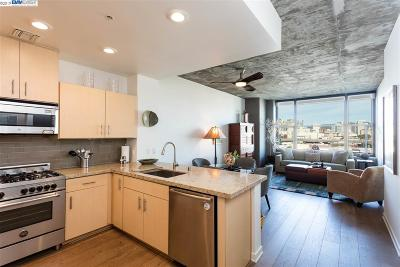 Oakland Condo/Townhouse New: 311 2nd St #606