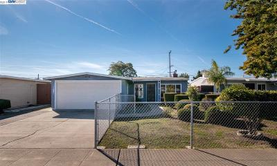 San Mateo Single Family Home For Sale: 1424 S Norfolk St