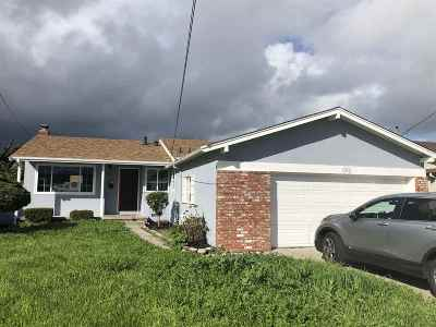 San Leandro Single Family Home Pending Show For Backups: 1571 Randy