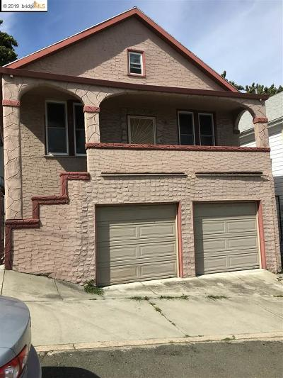 Alameda County, Contra Costa County, San Joaquin County, Stanislaus County Multi Family Home For Sale: Port St