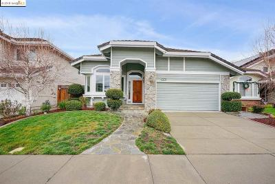Pleasanton Single Family Home New: 3079 Boardwalk St