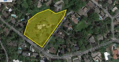 Walnut Creek Residential Lots & Land For Sale: 3180 Walnut Blvd