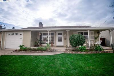 Alameda County Single Family Home New: 17667 Via Toledo