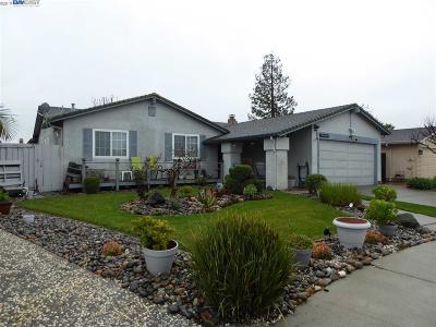 Union City Single Family Home New: 2720 Condor Ct