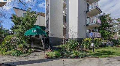Oakland Condo/Townhouse For Sale: 695 Mariposa Ave #103