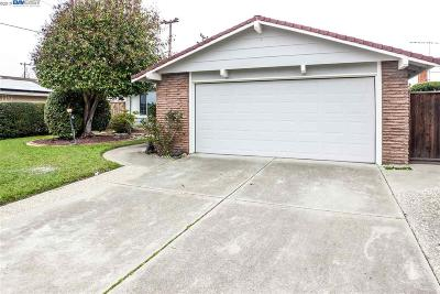 Fremont Single Family Home New: 35170 Cabrillo Dr