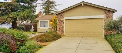 Oakley CA Single Family Home New: $409,000