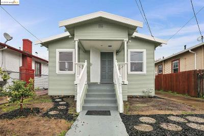 Oakland Single Family Home For Sale: 7438 Krause Ave