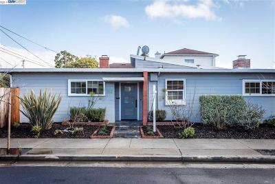 Alameda CA Single Family Home New: $799,000