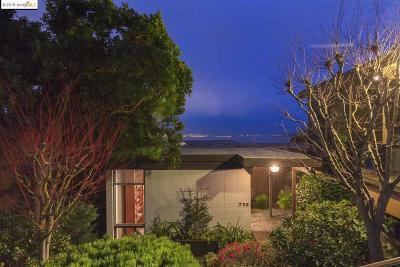 El Cerrito Single Family Home New: 739 Bay Tree Ln