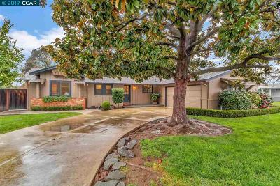 Walnut Creek Single Family Home For Sale: 915 Bancroft Rd