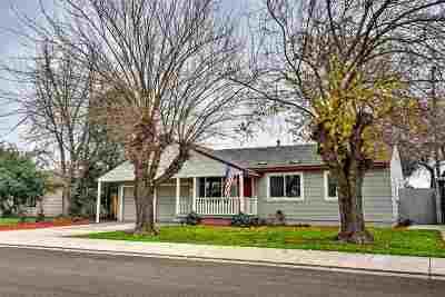 Stockton Single Family Home New: 3138 W Monterey