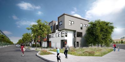 Oakland Condo/Townhouse New: 1359 Pullman #LOT021