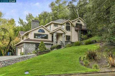 Moraga Single Family Home New: 44 S Merrill Cir