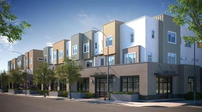 Oakland Condo/Townhouse New: 967 24th Street #Lot054