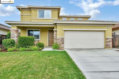 Oakley CA Single Family Home New: $529,000