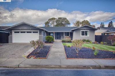 San Ramon Single Family Home New: 7526 May Way