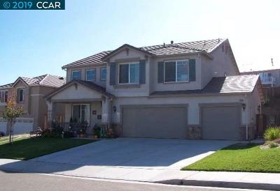 Antioch CA Single Family Home New: $529,900