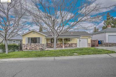 Castro Valley Single Family Home New: 4292 Gem Ave.