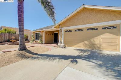 Contra Costa County Single Family Home New: 3458 Chandler Cir