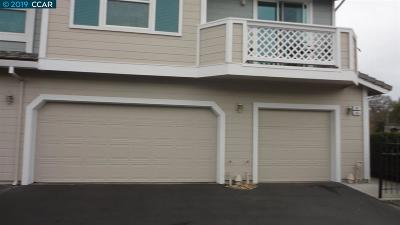 Contra Costa County Condo/Townhouse New: 507 Condor