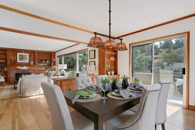 Oakland CA Single Family Home New: $860,000