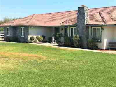 Tracy Single Family Home New: 23054 Los Ranchos Dr