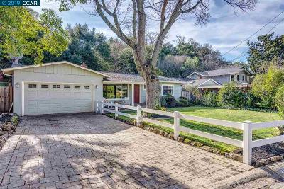 Lafayette CA Single Family Home New: $1,149,000