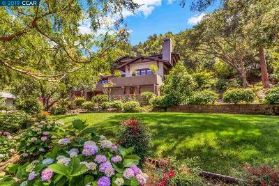 Orinda Single Family Home For Sale: 19 La Cintilla