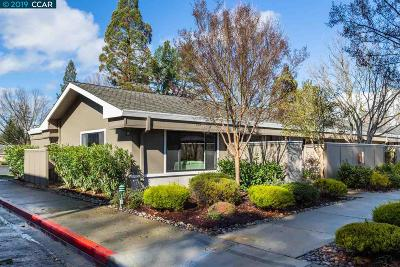 Walnut Creek CA Condo/Townhouse New: $738,000