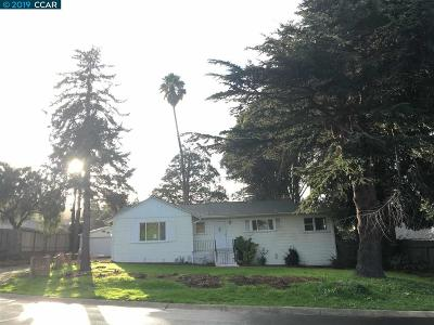 El Sobrante Single Family Home New: 3901 Hillcrest Rd