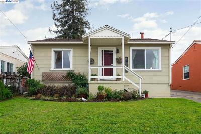San Leandro Single Family Home New: 2170 Somerset Ave