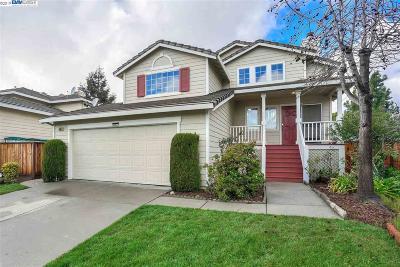 Fremont Single Family Home New: 5437 Reseda Cir