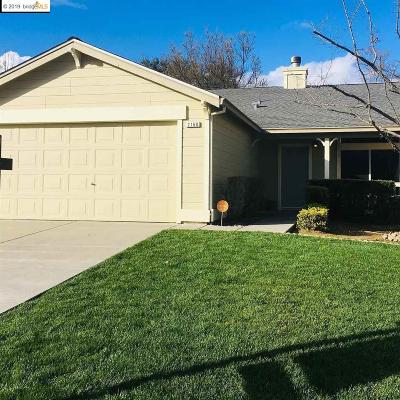 Oakley Single Family Home New: 2168 El Lago