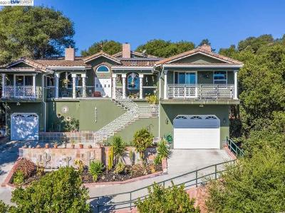 Orinda Single Family Home For Sale: 200 Hall Drive