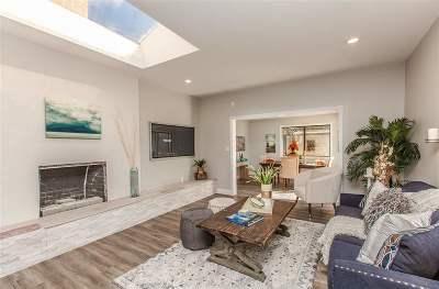 Fremont Single Family Home Pending Show For Backups: 42844 Saratoga Park St
