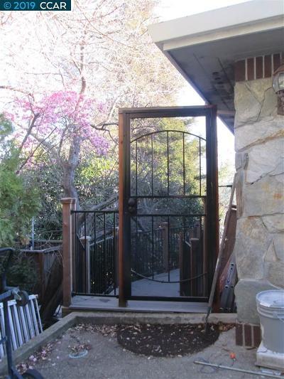 Walnut Creek Rental For Rent: 900 Placer Ridge Rd #Lower Ap