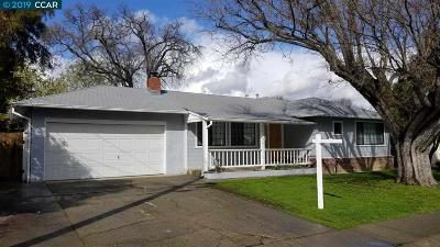 Concord Single Family Home New: 3267 Fitzpatrick Dr