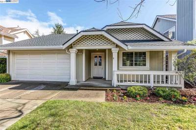 Pleasanton Single Family Home New: 216 Carnation Ct
