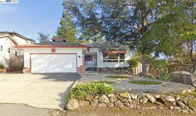 Castro Valley Single Family Home New: 17624 Walnut Rd