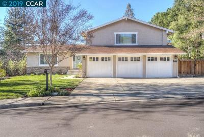 Danville CA Single Family Home New: $1,499,000