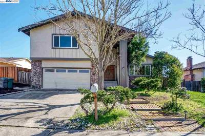 San Ramon Single Family Home New: 3368 Camarones Pl