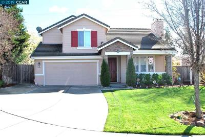 Livermore Single Family Home For Sale: 567 Ridgecrest Cir